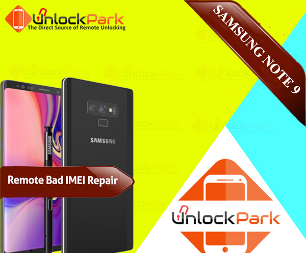 SAMSUNG NOTE 9 BAD BLACKLISTED IMEI REPAIR FIX REMOTE SERVICE