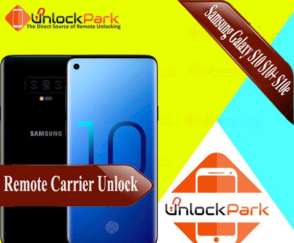 24//7 Samsung S10e//S10//S10 Plus SPRINT Tmobile Network Unlock Remote Service